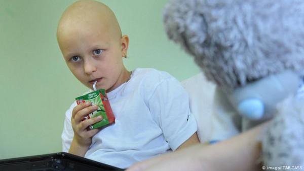 جسم مريض بالسرطان له رائحة مميزة