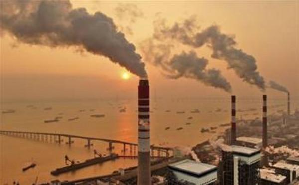الصين: بيع حصص ثاني أكسيد الكربون لعدد من الشركات