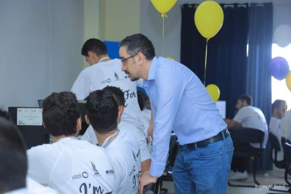 جامعة الخليل تحصد المركز الثاني في مسابقة البرمجة الدولية ACM على مستوى الجامعات الفلسطينية