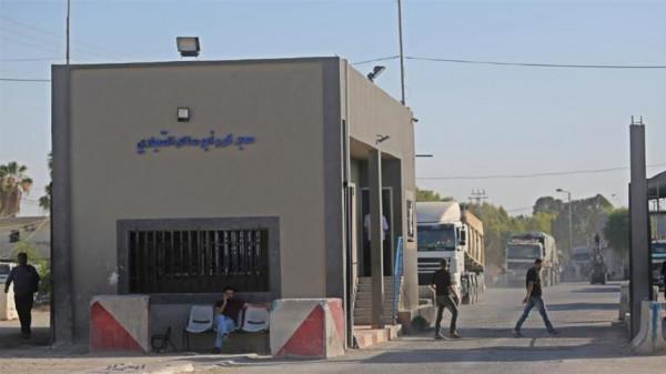 اغلاق معبر (كرم أبو سالم) يومي الاثنين والثلاثاء بحجة الأعياد اليهودية