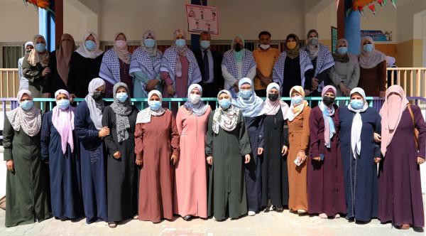 وزيرة شؤون المرأة تكرم كوكبة من مديرات المدارس الحاصلات على لقب المدير العالمي