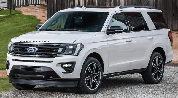 فورد تطلق سيارتها من فئة SUV وبمواصفات Expedition