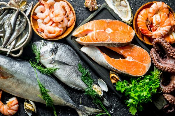 ثلاثة أنواع من السمك مفيدة صحياً