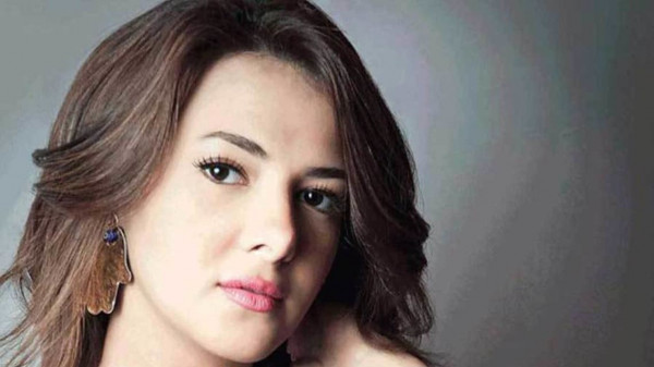 بعد وفاة والدتها.. شاهد الظهور الأول لدنيا سمير غانم