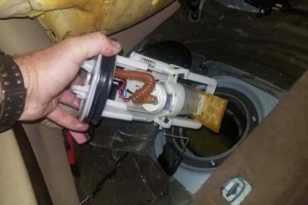 تعرف على علامات تلف طرمبة البنزين في سيارتك
