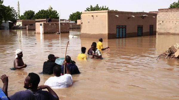 السودان: ارتفاع عدد القتلى في الفيضانات إلى (90)