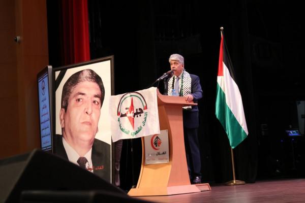 مجدلاني يرحب بقرار حزب العمال البريطاني ويعتبره خطوة تصحيحية ويدعو للاعتراف بدولة فلسطين