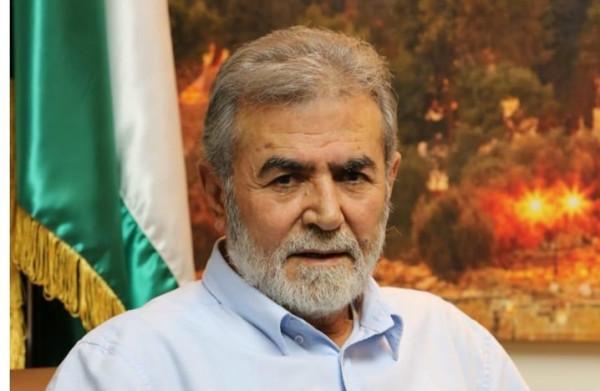 النخالة: دماء شهداء القدس وجنين زادت فتيل المعركة ضد الاحتلال اشتعالاً