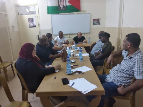 النضال الشعبي تبدأ استعداداتها لخوض الانتخابات المحلية في أريحا