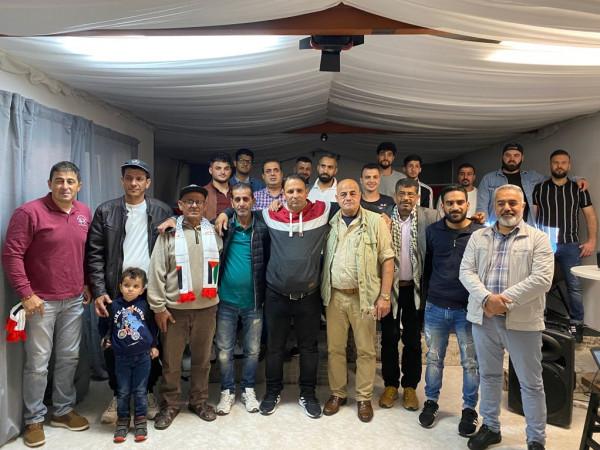 ألمانيا: لقاء تضامني مع الأسرى في سجون الاحتلال في مدينة نورينبيرغ
