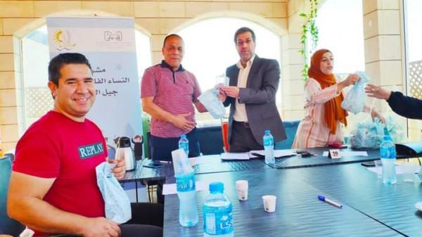 انتخاب مجلس إدارة جديد للمركز الفلسطيني للاتصال والسياسات التنموية