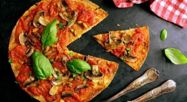بيتزا لأصحاب الريجيم