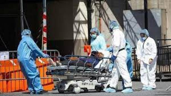 روسيا: قفزة غير مسبوقة في الوفيات بفيروس (كورونا)