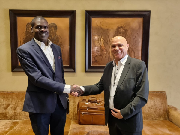 لقاء يجمع وزيراً سودانياً بوزراء إسرائيليين في أبو ظبي