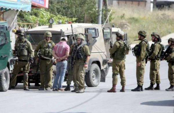 الاحتلال يعتقل ستة مواطنين من مخيم العروب