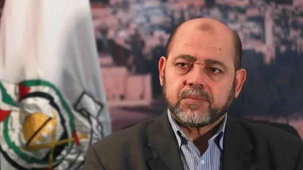 كشف تفاصيل جديدة حول مباحثات القاهرة.. أبو مرزوق يحدد الفئات المستهدفة من صفقة التبادل