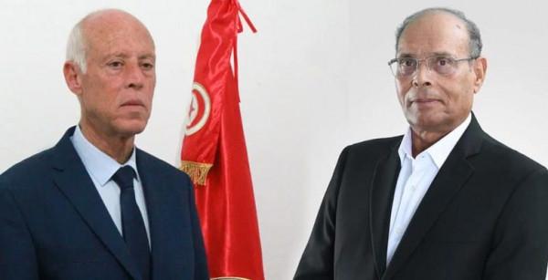 الرئيس التونسي: سأسحب جواز السفر الدبلوماسي من منصف المرزوقي