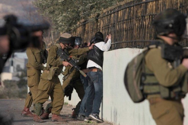 جنين: الاحتلال يعتقل شابين من قباطية وميثلون