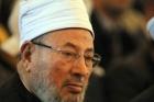 القرضاوي يبدي رأيه بدولة خلافة داعش.. ويؤكد الإسلام السياسي في مصر انتصر ولم يفشل