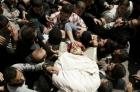 مسيرة حاشدة تطالب بجثمان الشهيدة هديل عواد وكافة جثامين الشهداء في قلنديا