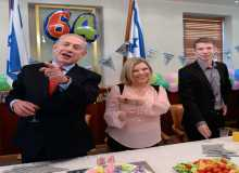 سارة نتنياهو تتفوق على ليئا رابين !!
