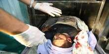 صور : مجزرة عائلة حمد شمال قطاع غزة