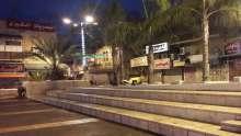 بلدية طولكرم تقوم بأعمال تجميل وتأهيل منطقة ميدان  جمال عبد الناصر