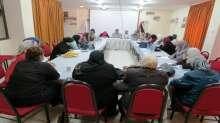 دائرة المرأة والنوع الاجتماعي في الاتحاد العام لنقابات عمال فلسطين تعقد ورشة عمل حول آليات تطبيق قانون الضمان الاجتماعي