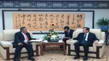 االخارجيه الصينية تكثف جهودها الدبلوماسية لوقف العدوان الاسرائيلي