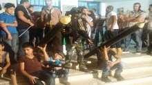 مهرجان في مخيم جنين تنديدا بتجدد العدوان على القطاع