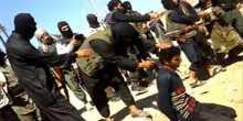 """اعتقال مفجري مقام النبي يونس و 8 نساء بتهمة """"ممارسة الجنس"""" مع """"داعش"""" في العراق"""