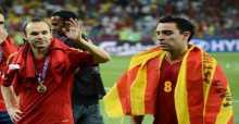 بعد أن ساهم في صناعة تاريخ المنتخب الإسباني، تشافي يعلق حذاءه دوليًا