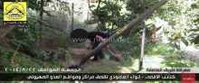 شاهد الفيديو : فتح -كتائب الاقصى تقصف البلدات الاسرائيلية بصواريخ متنوعة