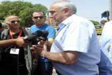 وزير الامن الداخلي الاسرائيلي: من الممكن التوغل البري في القطاع مجددا