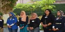 إختتام فاعليات البرنامج التدريبي عن التشبيك وبناء التحالفات بين منظمات المجتمع المدني