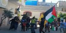 النصر رفع سقف خطاب رجال المقاومة في فلسطين
