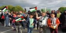 الدنمارك: احتفال بوقف العدوان الاسرائيلي الغاشم على غزة في أورهوس