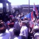 ردفان: ترفض مشاريع النظام في الجنوب وتجدداليسر نحوالتحرير والاستقلال