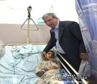عودة الوفد الطبي من الجمعية الطبية الالمانية العربية من فلسطين خلال الحرب على قطاع غزة