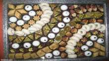 حلويات من تونس