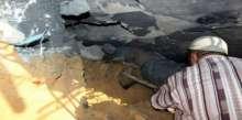تلة رملية احتضنت طفلة طارت 50متر.الناجي الوحيد من مجزرة ضهير:صلاة الفجرانقذته من الالتحاق باسرته.صور
