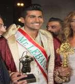 ربيع الزين ملك جمال لبنان للعام 2014