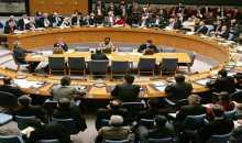 """مشروع أمريكي بمجلس الأمن لجعل قطاع غزة خاليا من """"السلاح والمسلحين والأنفاق"""""""