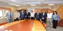 توقيع اتفاقية تعاون بين غرفة تجارة وصناعة غزة وغرفة تجارة إسطنبول