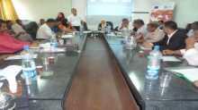 بلدية يطا تنظم ورشة عمل بالتعاون مع المركز الفلسطيني للاتصال والتواصل