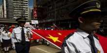 الصين تغلق الباب أمام ديمقراطية كاملة في هونج كونج