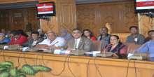 محافظ الإسماعيلية يؤكد على ضرورة تفعيل دور المراكز الكنولوجية لخدمة المواطنين