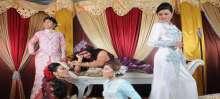 تقاليد في الزفاف: خطف العروسة ..تخريم لسانها و ممنوع الاستحمام