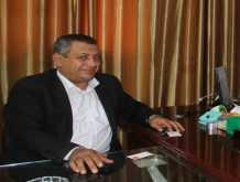 الدكتور غازي حمد يشيد بدور النائب الدوايمة في دعم غزة