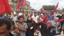 وقفتان تضامنيتان لـ« الديمقراطية» بالوسطى وخزاعة دعماً لصمود غزة وتعزيزاً للوحدة